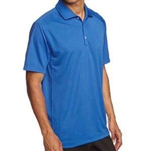 Nike Golf Men's Victory Polo Shirt - Blue, Size XL